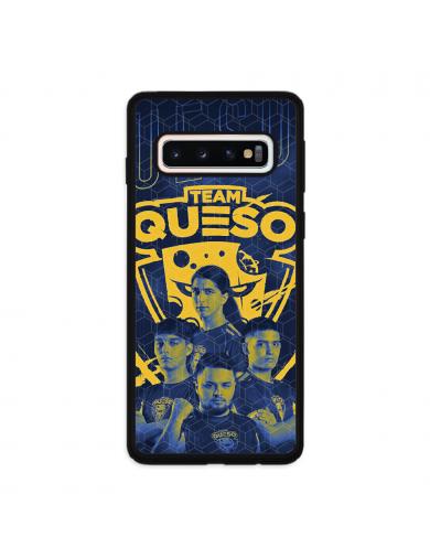 Funda móvil Team Queso